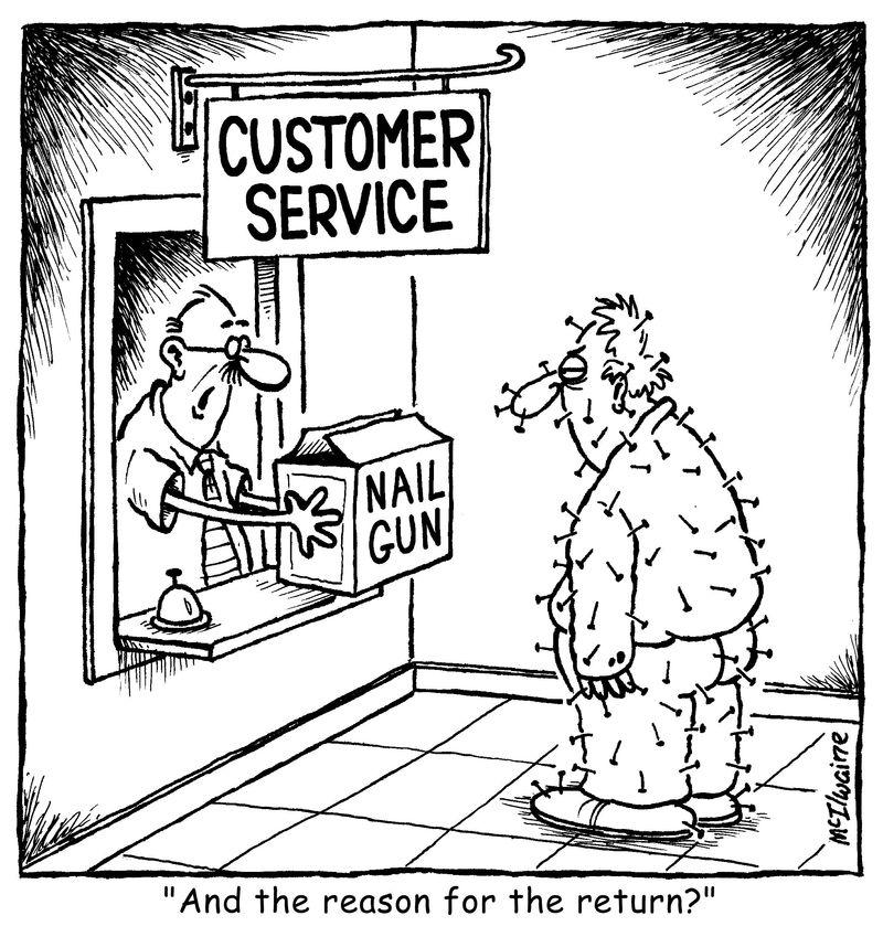 Customer-Service-Return