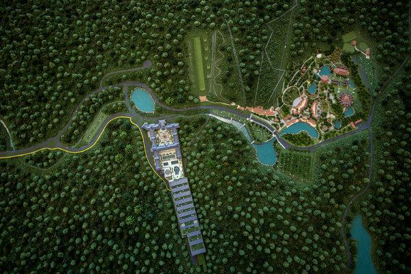 Proposed casino for Orange County ,New York