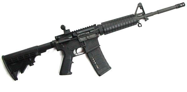 AR-15-assembled