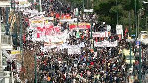 Greek march